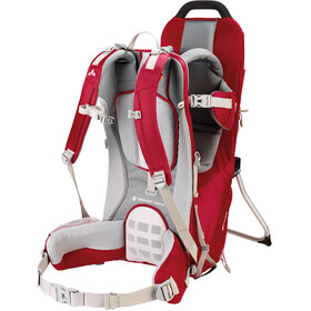 VAUDE Shuttle Base Portabebés, dark indian red